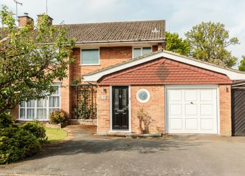 Thumbnail 4 bed detached house for sale in High Beeches, Camberley, Surrey