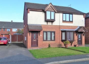 Thumbnail 2 bed semi-detached house for sale in Finch Meadow Close, Walton, Liverpool
