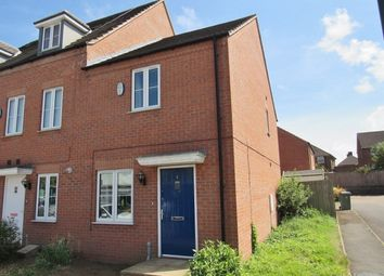 Thumbnail 2 bed end terrace house to rent in Danes Close, Grimsby