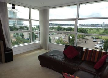 Thumbnail 2 bed flat to rent in Havannah Street, Cardiff Bay, Cardiff
