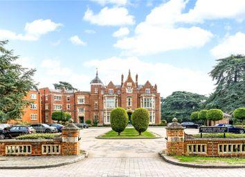 Thumbnail 3 bedroom flat for sale in Meryton House, Longbourn, Windsor, Berkshire