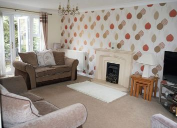Thumbnail 4 bed detached house for sale in Flambard Drive, Bishop Auckland