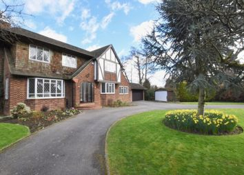 Thumbnail 5 bed detached house for sale in Hamm Court, Weybridge