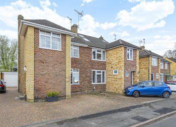 Fullerton Road, Byfleet KT14. 3 bed semi-detached house for sale