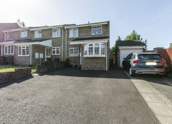 Thumbnail 3 bed terraced house for sale in Brasher Close, Bishopstoke, Eastleigh, Hampshire