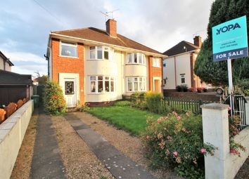 Thumbnail 3 bed semi-detached house for sale in Gilbanks Road, Wollaston, Stourbridge