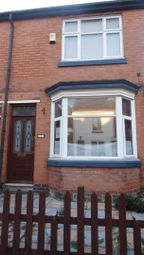 Thumbnail 4 bedroom semi-detached house to rent in Queens Road, Leicester