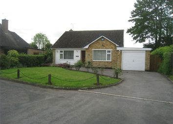Thumbnail 3 bed detached bungalow for sale in Old Rectory Close, Broughton Astley, Leicester