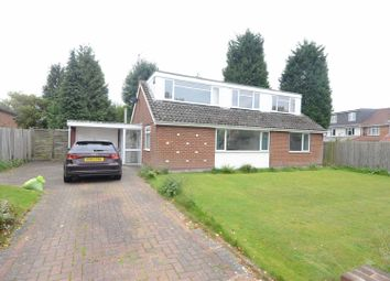 Thumbnail 4 bedroom bungalow for sale in Madison Avenue, Hodge Hill, Birmingham
