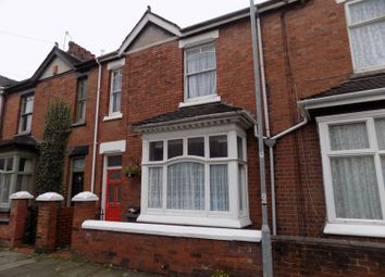 Thumbnail 2 bed terraced house to rent in Kensington Road, Stoke-On-Trent