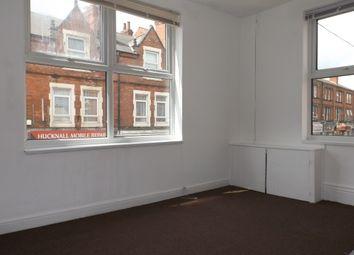 Thumbnail 1 bed flat to rent in High Street, Hucknall