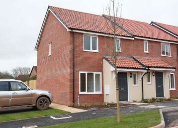 Thumbnail 3 bed end terrace house to rent in Myrtlebury Way, Exeter
