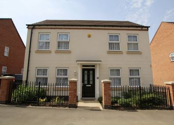 Thumbnail 3 bed detached house to rent in Tile Lane, Nuneaton