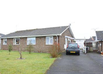 Thumbnail 2 bed semi-detached bungalow for sale in Bridge Close, Gillingham