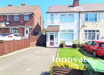 Thumbnail 2 bed semi-detached house to rent in West Avenue, Tividale, Oldbury