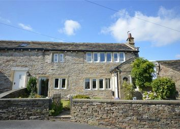 Thumbnail 3 bed semi-detached house for sale in Jim Hill, Chain Road, Slaithwaite, Huddersfield, West Yorkshire