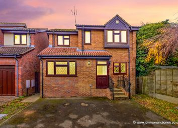 4 bed detached house for sale in Craigwell Close, Chertsey TW18