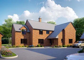 Thumbnail 5 bed detached house for sale in Spinks Lane, Wymondham