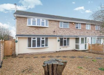 Thumbnail 4 bed end terrace house for sale in Greenhill Close, Weston-Super-Mare