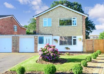 Thumbnail 3 bed detached house for sale in Rimington Road, Cowplain, Waterlooville, Hampshire