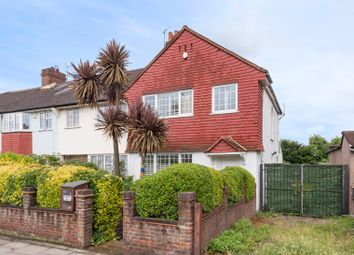 Thumbnail 3 bed semi-detached house for sale in Brockley Road, London