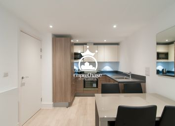 Thumbnail 1 bed flat to rent in Metro Apartments, Wembley Central