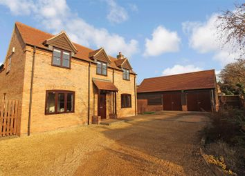 Thumbnail 4 bed detached house for sale in Helens Close, Upwood, Ramsey, Huntingdon