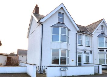 Thumbnail 4 bed semi-detached house for sale in Aberporth, Cardigan