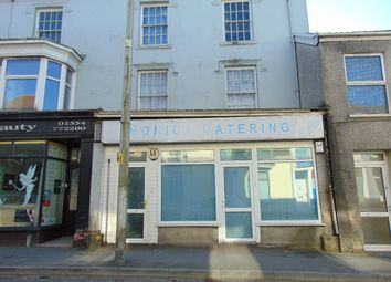 Thumbnail Retail premises to let in West End, Llanelli