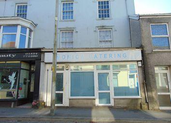 Thumbnail Retail premises to let in West End, Llanelli
