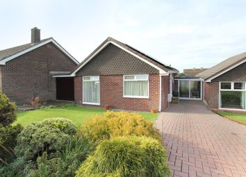Thumbnail 2 bed detached bungalow for sale in Veasypark, Wembury, Plymouth