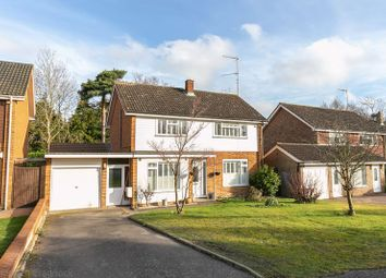 Thumbnail 3 bed detached house for sale in Newlands Park, Copthorne, West Sussex