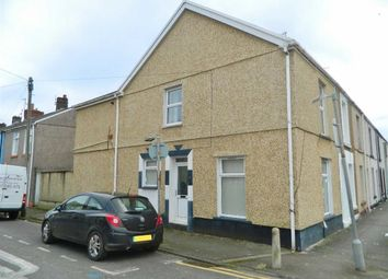 Thumbnail 4 bed end terrace house for sale in Argyle Street, Swansea