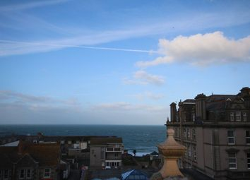 Thumbnail 2 bedroom flat to rent in East Street, Newquay