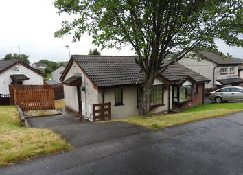 Thumbnail 1 bed semi-detached bungalow to rent in Maes Y Dderwen, Llansamlet, Swansea