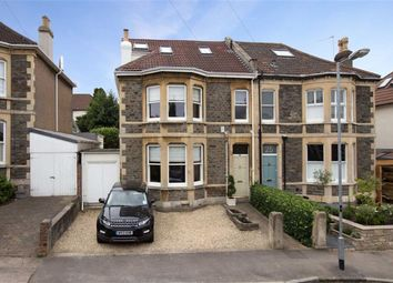 Thumbnail 4 bedroom semi-detached house for sale in Chesterfield Road, St. Andrews, Bristol