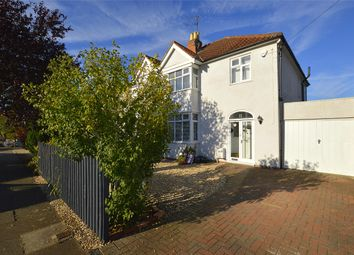 Thumbnail 3 bed semi-detached house for sale in Mead Road, Cheltenham, Gloucestershire