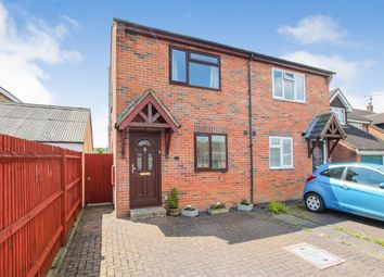 Thumbnail 2 bed semi-detached house for sale in Queen Street, Pitstone, Leighton Buzzard