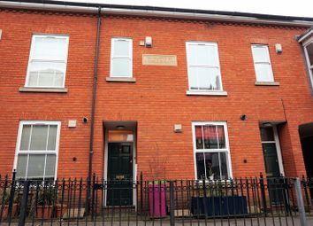 Thumbnail 3 bedroom terraced house for sale in Woodbridge Road, Moseley, Birmingham