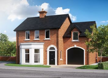 Thumbnail 4 bed detached house for sale in - The Morrison Westmount Park, Belfast Road, Newtownards