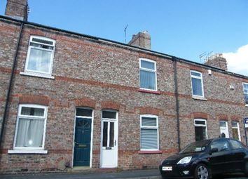 Thumbnail 2 bed terraced house to rent in Dudley Street, York, North Yorkshire
