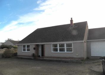 Thumbnail 3 bed detached bungalow for sale in New Road, Hook, Haverfordwest