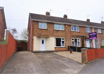 Thumbnail 3 bed end terrace house for sale in Ringleas, Cotgrave