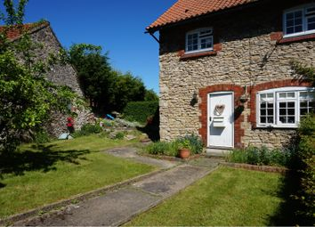 Thumbnail 3 bed cottage for sale in Womersley, Doncaster