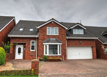 Thumbnail 4 bed detached house for sale in Horton Manor, Front Street, Blyth