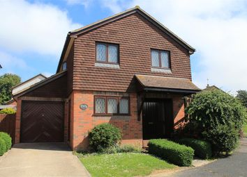 Thumbnail 4 bed detached house for sale in Culver Close, Eastbourne