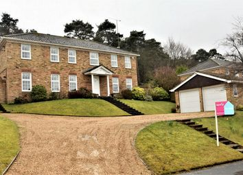 Thumbnail 4 bed detached house for sale in Heronscourt, Lightwater, Surrey