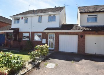 Thumbnail 2 bed semi-detached house to rent in Coltishall Close, Worcester