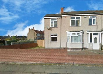 Thumbnail 4 bedroom end terrace house for sale in Browett Road, Coventry, West Midlands