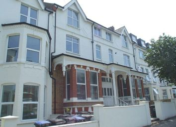 Thumbnail 2 bed flat to rent in Norfolk Road, Cliftonville, Margate